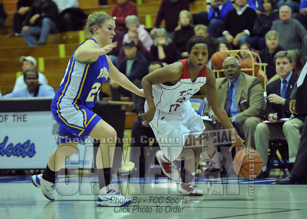 T.C. Williams vs Robinson - Northern Region Semifinal (Photos by Albert Jacquez)