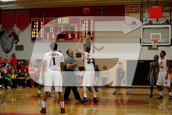 Basketball 2013 - 2014