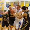 2013 FHS VBB vs Clay 205
