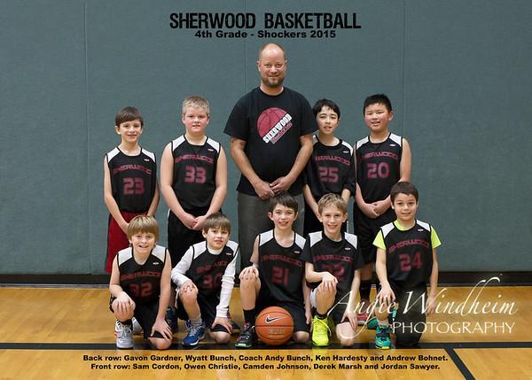 Coach Bunch - Team Photos