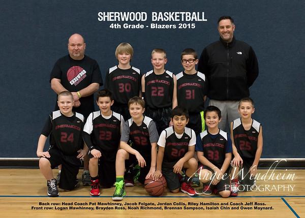 Coach Mawhinney - Team Photos
