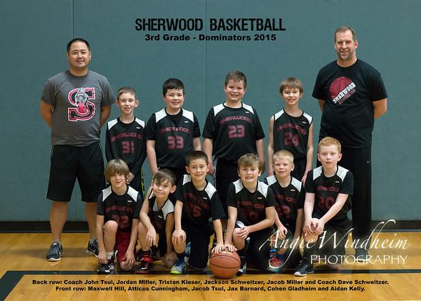 Coach Schweitzer - Team Photos