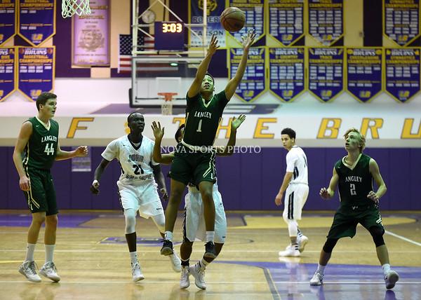 AW Boys Basketball Langley vs John Champe-2