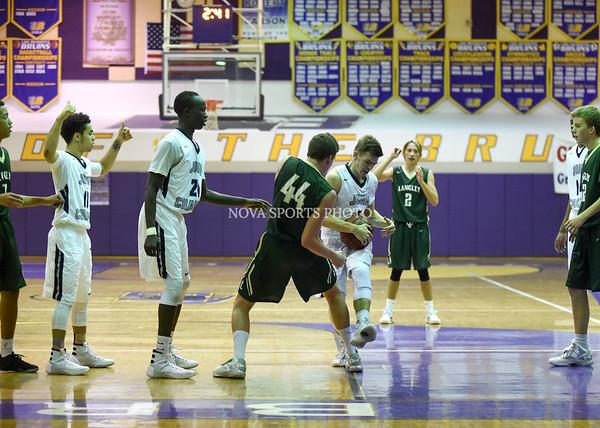 AW Boys Basketball Langley vs John Champe-101