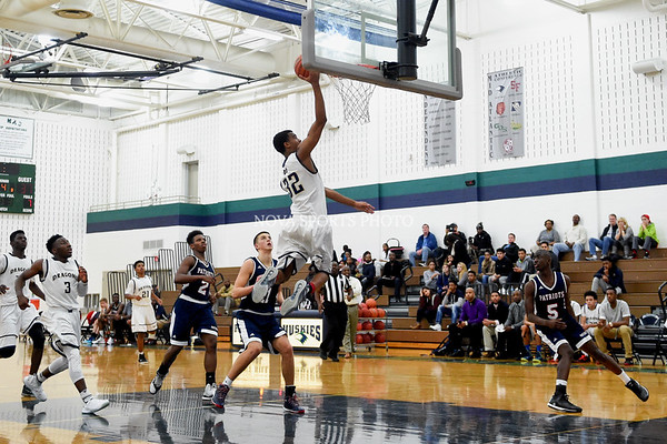 AW Basketball Virginia Academy vs  Middleburg-73