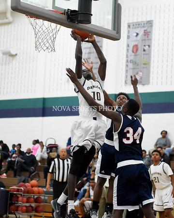 AW Basketball Virginia Academy vs  Middleburg-76