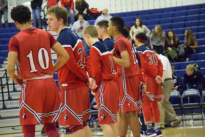 Boys Basketball: Washington 57, Woodgrove 53 by Lorallye Partlow on January 3, 2016
