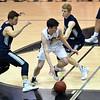 AW Boys Basketball John Champe vs  Dominion-8