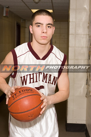 2007/2008 Walt Whitman Var Basketball