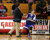 East Islip H.S. and Riverhead H.S. compete in the Suffolk County League III Basketball Game at East Islip High School in Islip Terrace NY (Jan.  24, 2013) <br /> Photo by Daniel De Mato