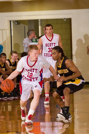 Scott County vs Woodford County