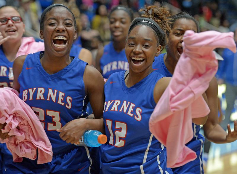 Byrnes at Dorman