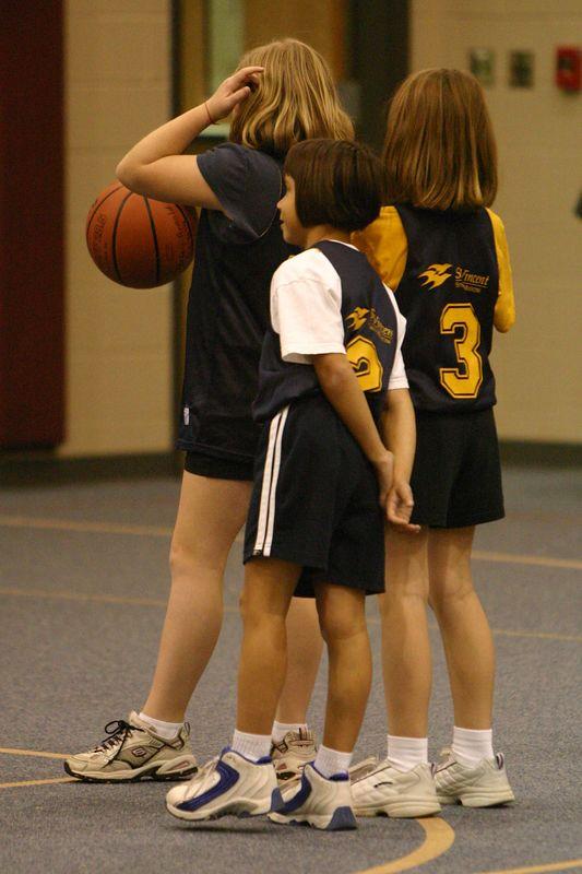 CDC Basketball 2004