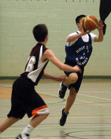 CMS Senior Basketbal 2011