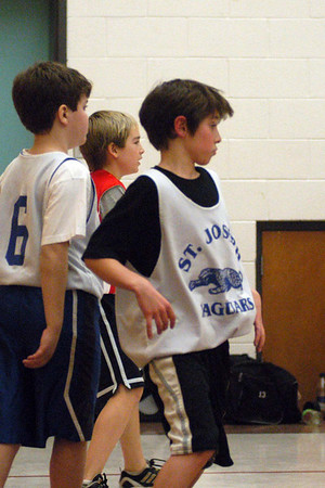CMS Senior Basketball 2010