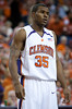 Clemson Tigers vs Wake Forest Deacons Men's Basketball<br /> Wake Forest 78 Clemson 68<br /> Saturday, January 17, 2009 at Littlejohn Coliseum<br /> Clemson, South Carolina<br /> (file 163948_803Q8744_1D3)