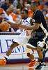 Clemson Tigers vs Wake Forest Deacons Men's Basketball