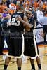 Clemson Tigers vs Wake Forest Deacons Men's Basketball<br /> Wake Forest 78 Clemson 68<br /> Saturday, January 17, 2009 at Littlejohn Coliseum<br /> Clemson, South Carolina<br /> (file 163224_803Q8704_1D3)