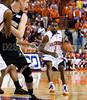 Clemson Tigers vs Wake Forest Deacons Men's Basketball<br /> Wake Forest 78 Clemson 68<br /> Saturday, January 17, 2009 at Littlejohn Coliseum<br /> Clemson, South Carolina<br /> (file 163642_803Q8713_1D3)