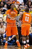 Clemson vs Wake Forest Men's Basketball<br /> WFU 96 Clemson 88<br /> Sunday, March 08, 2009 at LJVM Coliseum<br /> Winston-Salem, North Carolina<br /> (file 172131_QE6Q9997_1D2N)