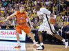 Clemson vs Wake Forest Men's Basketball<br /> WFU 96 Clemson 88<br /> Sunday, March 08, 2009 at LJVM Coliseum<br /> Winston-Salem, North Carolina<br /> (file 172053_803Q8620_1D3)