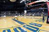 Coker Cobras vs Barton Bulldogs Men's Basketball<br /> Friday, February 11, 2011 at Time Warner Cable Arena<br /> Charlotte, NC<br /> (file 141923_803Q3386_1D3)