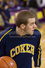 Coker Cobras vs ECU Pirates Men's Basketball<br /> Thursday, November 17, 2011 at Williams Arena<br /> Greenville, NC<br /> (file 202848_BV0H3780_1D4)