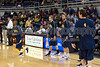 Coker Cobras vs ECU Pirates Men's Basketball<br /> Thursday, November 17, 2011 at Williams Arena<br /> Greenville, NC<br /> (file 203104_803Q7038_1D3)