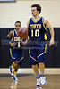 Coker Cobras vs Pfeiffer Falcons Men's Basketball<br /> Wednesday, January 26, 2011 at Pfeiffer University<br /> Misenheimer, North Carolina<br /> (file 192903_803Q2289_1D3)