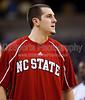 Wake Forest vs NC State Men's Basketball<br /> WFU 85 NC State 78<br /> Thursday, February 26, 2009 at LJVM Coliseum<br /> Winston-Salem, North Carolina<br /> (file 193527_QE6Q8561_1D2N)