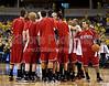 Wake Forest vs NC State Men's Basketball<br /> WFU 85 NC State 78<br /> Thursday, February 26, 2009 at LJVM Coliseum<br /> Winston-Salem, North Carolina<br /> (file 194727_803Q6612_1D3)