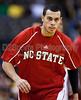 Wake Forest vs NC State Men's Basketball<br /> WFU 85 NC State 78<br /> Thursday, February 26, 2009 at LJVM Coliseum<br /> Winston-Salem, North Carolina<br /> (file 193310_QE6Q8556_1D2N)