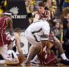 Wake Forest vs Boston College Men's Basketball<br /> Demon Deacons Defeat Boston College, 93-76<br /> Sunday, February 08, 2009 at LJVM Coliseum<br /> Winston-Salem, North Carolina<br /> (file 160406_QE6Q6685_1D2N)