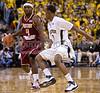 Wake Forest vs Boston College Men's Basketball<br /> Demon Deacons Defeat Boston College, 93-76<br /> Sunday, February 08, 2009 at LJVM Coliseum<br /> Winston-Salem, North Carolina<br /> (file 160944_803Q3449_1D3)