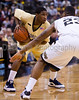 Wake Forest vs Ga Tech Men's Basketball<br /> WFU 87 Ga Tech 69<br /> Wednesday, February 18, 2009 at LJVM Coliseum<br /> Winston-Salem, North Carolina<br /> (file 193831_803Q4592_1D3)