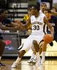Wake Forest Deacons vs Gonzaga Bulldogs<br /> ACC Basketball<br /> Sunday, January 02, 2011 at Lawrence Joel Veterans Memorial Coliseum<br /> Winston-Salem, North Carolina<br /> (file 132102_BV0H1376_1D4)