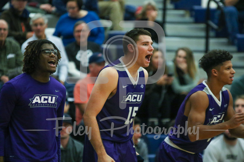 Abilene Christian Wildcats Bench
