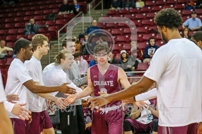 Colgate Raiders guard Sean O'Brien (0)
