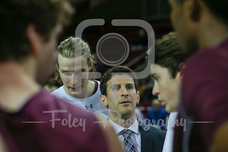 Colgate Raiders head coach Matt Langel