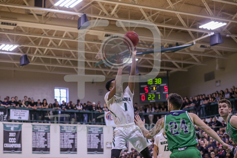 Commonwealth Coast Conference Final: Endicott at Nichols