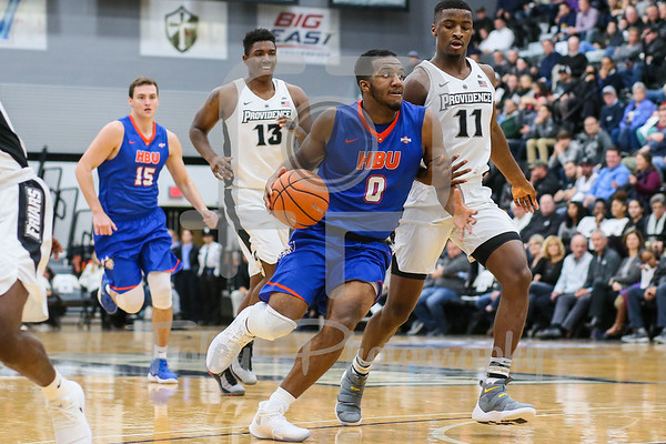 Houston Baptist at Providence College