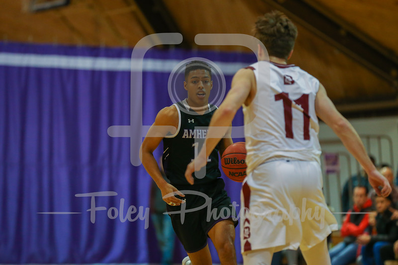 Bates College and Amherst College
