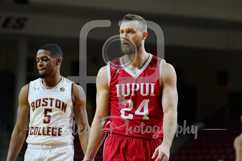 IUPUI and Boston College
