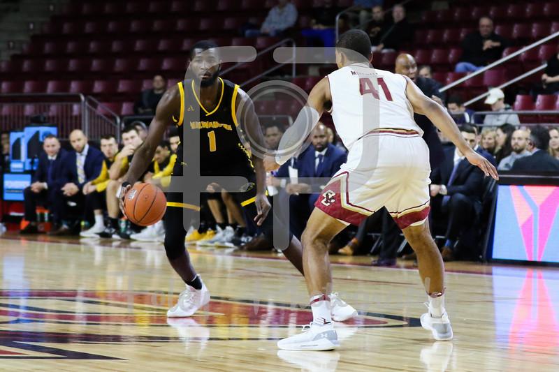 Milwaukee and Boston College