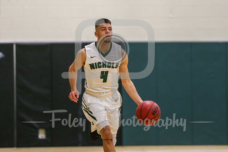 Roger Williams and Nichols College