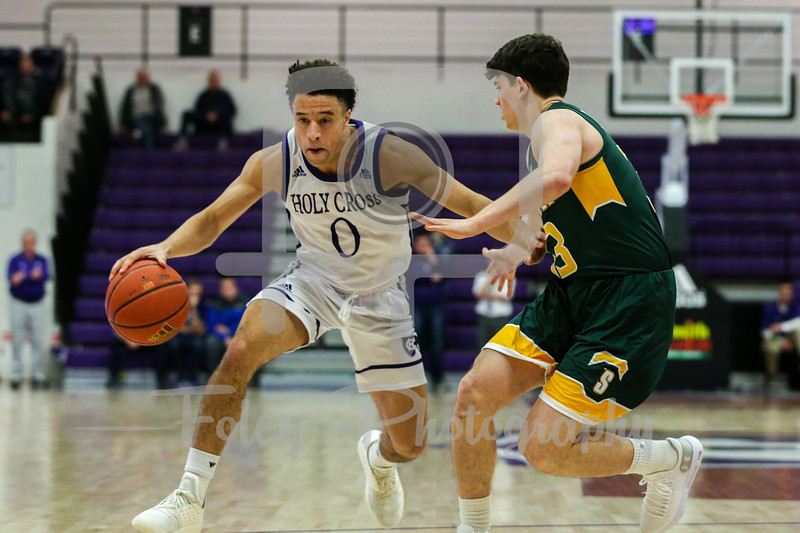Sienna College and Holy Cross