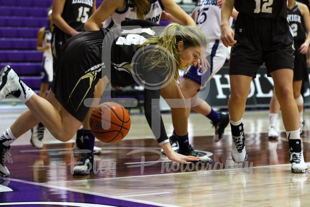 Lehigh Mountain Hawks guard Paige Galiani (14)