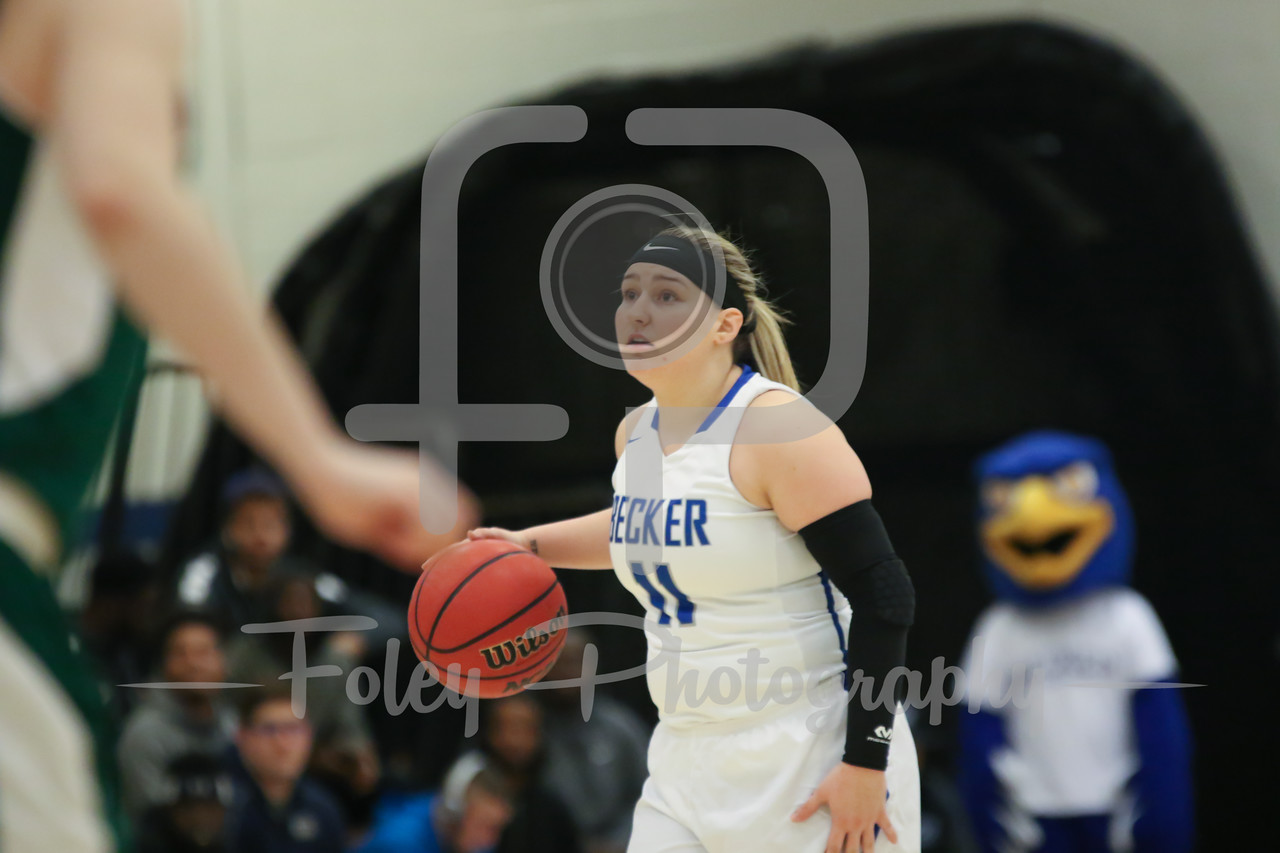 Becker College Hawks guard Mariah Triplett (11)
