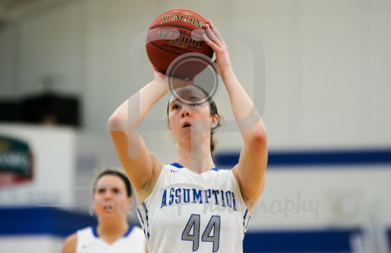 Assumption College Morgan O'Donnell (44)