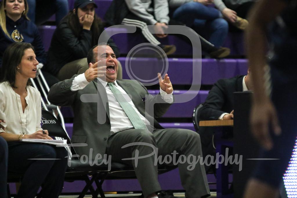 Quinnipiac Bobcats Associate Head Coach Mountain MacGillivray